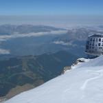 La ascensión al Mont Blanc limitada en 2019