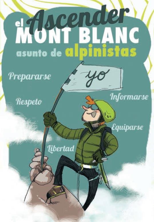 Guía para ascender el Mont Blanc