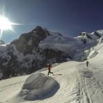 Killian Jornet bate el record al Mont Blanc desde Chamonix