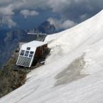 Se suspende la ascensión al Mont Blanc por la vía normal