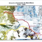 Lista de material obligatorio para ascender al Mont Blanc